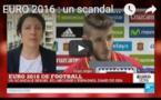 Un scandale d'abus sexuel éclabousse le gardien espagnol David de Gea
