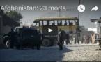 Afghanistan: 23 morts dans des attentats à Kaboul et le nord-est