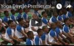 Yoga Day: le Premier ministre indien prend la pose