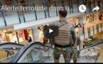 Alerte terroriste dans un centre commercial de Bruxelles : un suspect interpellé