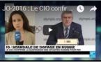 JO-2016 : Le CIO confirme la suspension des athlètes russes pour les Jeux Olympiques de Rio