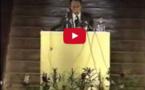 Hommage de Michel Rocard à Abderrahim Bouabid