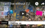 'I can't live without EU'