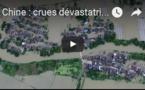 Chine : crues dévastatrices le long du Yangtsé