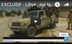 EXCLUSIF - Libye : sur la ligne de front à Syrte, face aux jihadistes du groupe Etat islamique