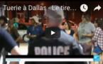 """Tuerie à Dallas - Le tireur abattu """"voulait tuer des policiers blancs"""""""