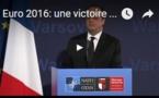 Euro 2016: une victoire des Bleus ferait du bien aux Français