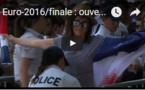 Euro-2016/finale : ouverture de la fan zone à Paris