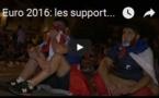 Euro 2016: les supporters français ont du mal à accepter la défaite