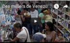 Des milliers de Venezueliens se ruent en Colombie pour faire leurs courses