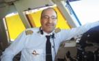 Abderrahman Karmane, commandant de bord et instructeur examinateur : Vu du cockpit