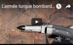 L'armée turque bombarde des positions du PKK en Irak
