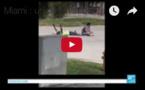 Miami : un psychiatre afro-américain calmant un patient autiste blessé par balles par des policiers
