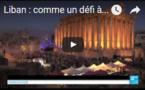 Liban : comme un défi à la guerre en Syrie, le festival international de Baalbeck fête ses 60 ans
