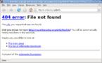 Comment Firefox veut vous débarrasser des pages 404