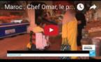 Maroc : Chef Omar, le plus jeune chef du pays, qui surmonte son handicap par la cuisine