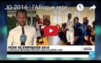 Journal de l'Afrique               JO 2016 : l'Afrique représentée par 1025 athlètes à Rio