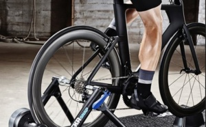 "Les coureurs cyclistes marocains adoptent le ""Home-trainer"""