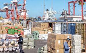 Les importations marocaines en hausse de 2% en 2019