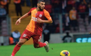 Belhanda troquerait Istanbul contre Riyad