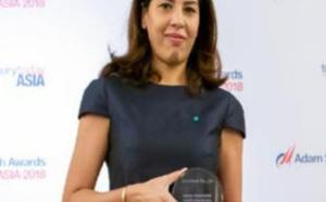Sofia Hammoucha, une touche marocaine dans le monde de la finance