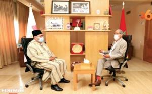 Driss Lachguar: La cause nationale doit, de facto, figurer à l'ordre du jour de toutes les discussions bilatérales à venir