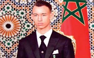 Célébration du 18ème anniversaire de S.A.R le Prince Héritier Moulay El Hassan