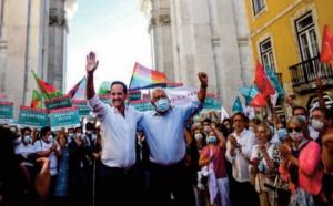Victoire des socialistes aux municipales au Portugal, mais défaite à Lisbonne