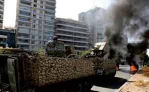 Le Liban à cran au lendemain de violents affrontements