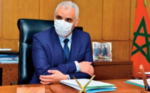 Khalid Aït Taleb retrouve la Santé