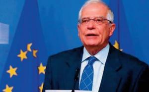 2ème Réunion ministérielle UA-UE à Kigali: Josep Borrell plaide pour plus de solidarité européenne envers l'Afrique