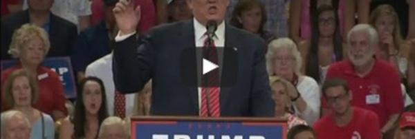 Présidentielle US : Donald Trump accusé d'appeler au meurtre d'Hillary Clinton