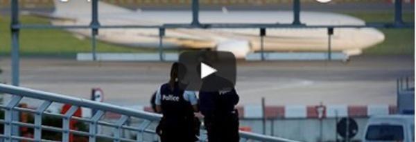 Belgique : fausse alerte à la bombe, les deux avions visés ont atterri