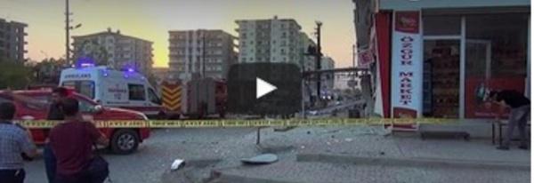 Turquie : deux bombes explosent dans le sud-est, au moins 8 morts
