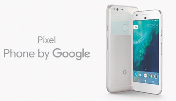 Pixel et Pixel XL, les nouveaux smartphones de Google
