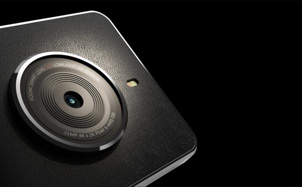 Kodak lance le Ektra, un smartphone vintage dédié à la photo