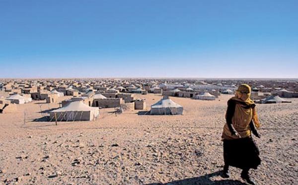 Rapport de Humain Rights Watch sur les droits de l'Homme dans les camps de Tindouf