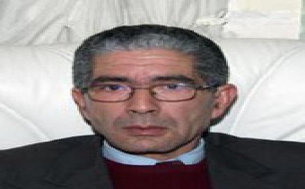 Ahmed Herzenni, président du Conseil Consultatif des Droits de l'Homme
