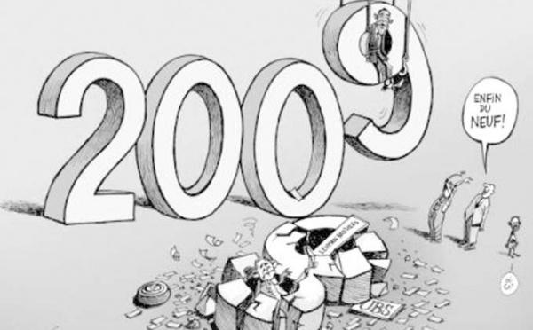 La crise financière a fait tache d'huile