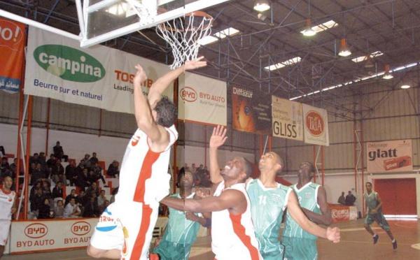 Début de la phase retour du championnat du basket