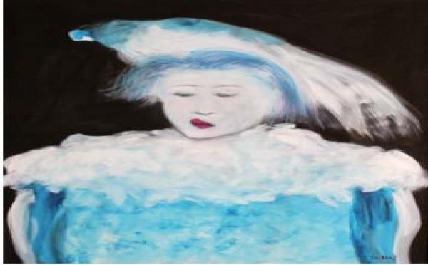 Prolongement de l'exposition de Houssein Talal : Portraits imaginaires
