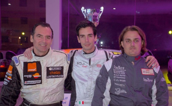 Sport automobile : formule nationale «Rio Cup»