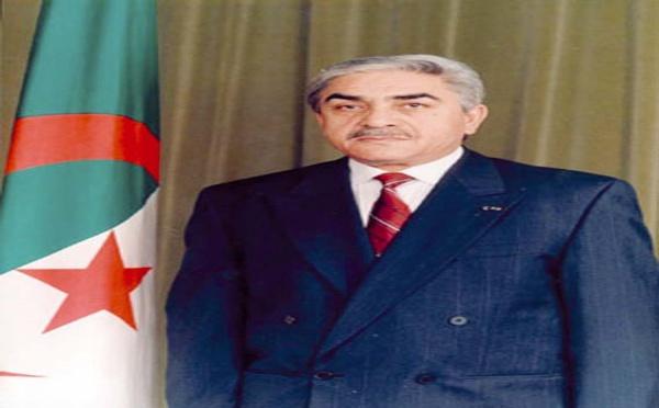 L'ancien président algérien plaide pour l'alternance politique