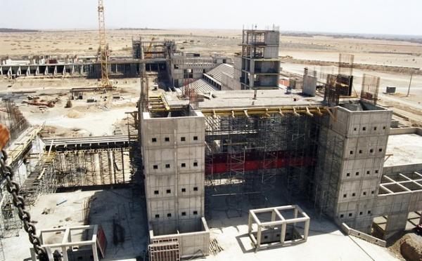 Les travaux de réalisation ont atteint un taux de 72 % : Le nouveau stade avance à grands pas