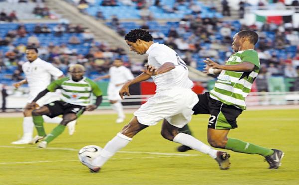 Match retour du tour préliminaire de la Ligue africaine des clubs champions