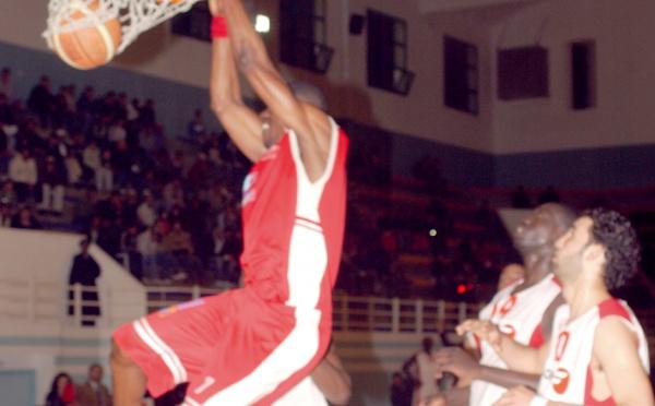 Quatorzième journée du championnat national de basketball