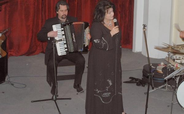 """""""L'ambassadrice de la chanson napolitaine"""" était récemment à Casablanca : Angela Sepe : """"Chanter au Maroc est un bonheur"""""""