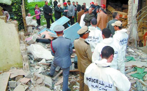 Un mort, six blessés et d'énormes dégâts : Mystérieuse explosion à Casablanca