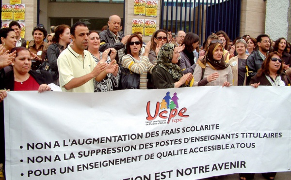 La hausse des frais de scolarité fait grincer les dents : L'ire des parents d'élèves de la Mission française