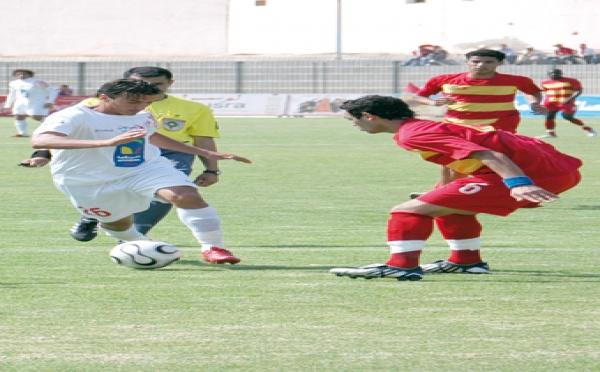 Huitièmes de finale de la Coupe du Trône : Le Hassania surpris par l'IRFBS